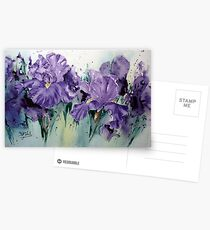 Wacky-Iris Postcards