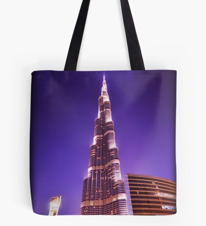 The Burj Tote Bag