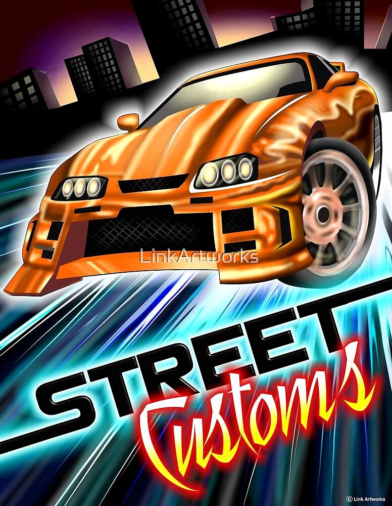 Street Customs  by LinkArtworks