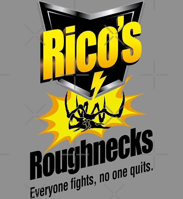 Rico's Roughnecks by D4N13L