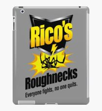 Rico's Roughnecks iPad Case/Skin
