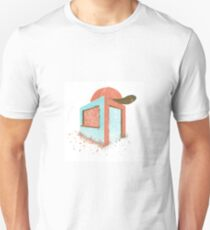 House with a cap Unisex T-Shirt