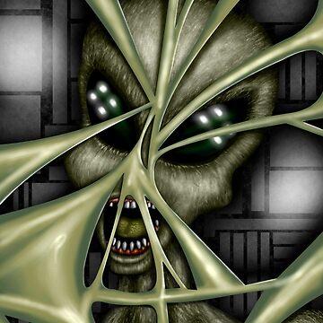 Alien Captive  by LinkArtworks