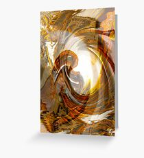Rust Never Sleeps Greeting Card