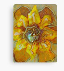 Creation Of A Smile Canvas Print