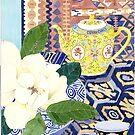 More tea Vicar? by Gabby Malpas