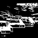 Racing Cars von pixelcafe