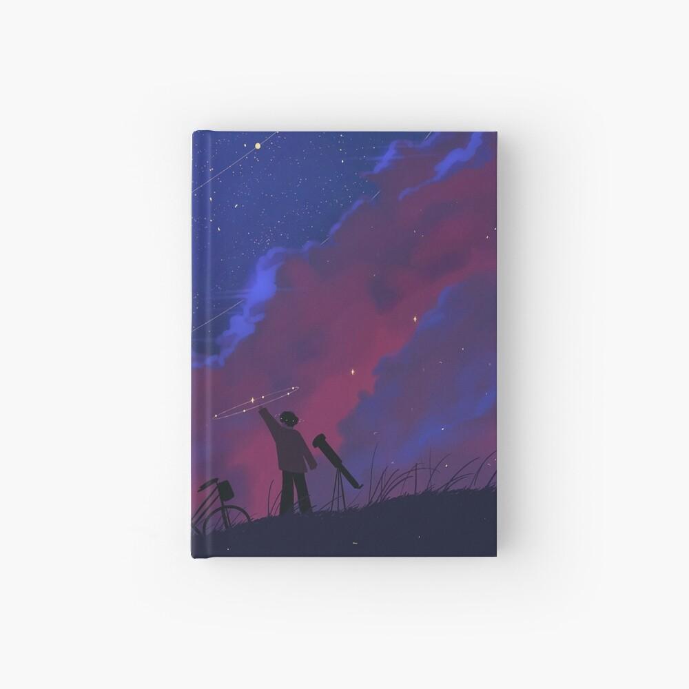 us, amongst the stars Hardcover Journal