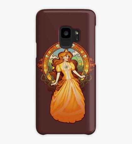Daisy Nouveau Case/Skin for Samsung Galaxy