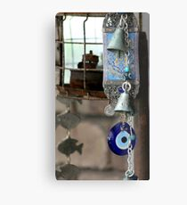 Attracting good luck Metal Print