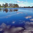 Marma Lake - Murtoa by Jennifer Craker
