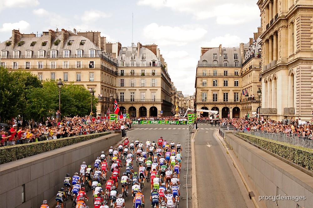 Paris by procycleimages