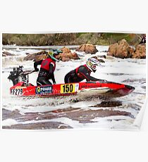 Power boat 150_3 Poster
