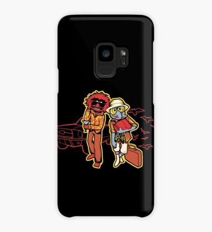 This is Muppet Country! Case/Skin for Samsung Galaxy