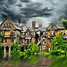 """Storm at """"Bennett Women's College"""", Millbrook New York by kailani carlson"""