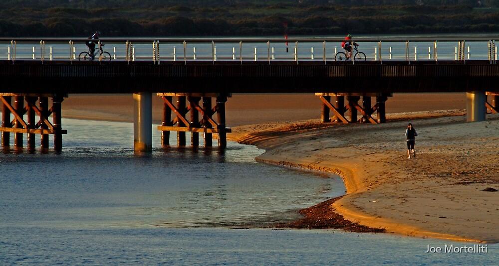 The New Barwon Heads Bridge by Joe Mortelliti