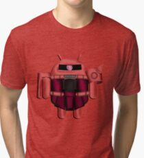 ZAKDROID-II Tri-blend T-Shirt