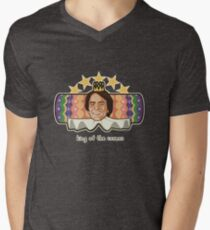 King of the Cosmos Men's V-Neck T-Shirt
