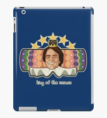 King of the Cosmos iPad Case/Skin