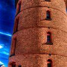 Water Tower Museum - Murtoa by Jennifer Craker