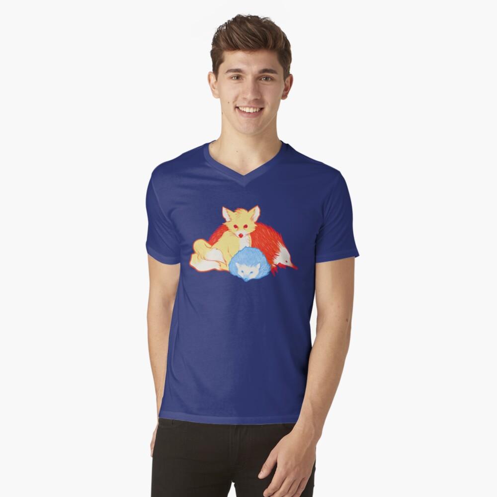 Fast Friends V-Neck T-Shirt