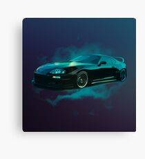 Midnight Supra Canvas Print