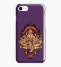 Supreme Being iPhone Case/Skin