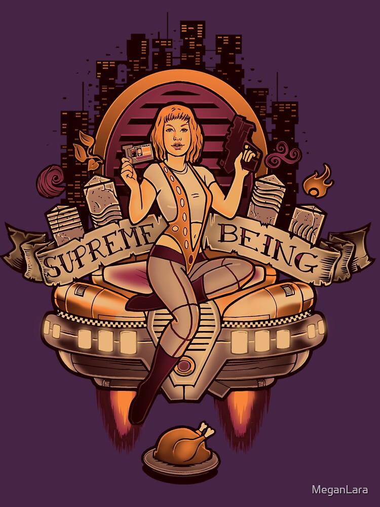 Supreme Being by MeganLara