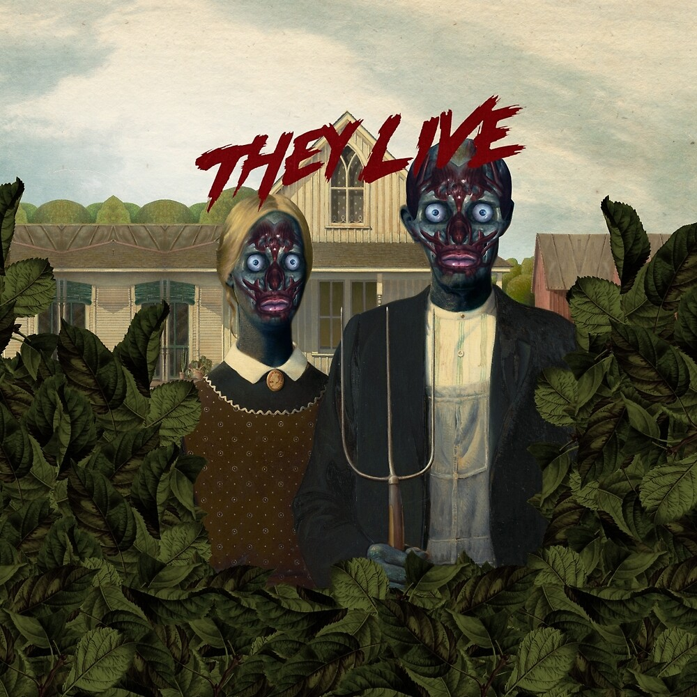 THEY LIVE by DIVIDUS *