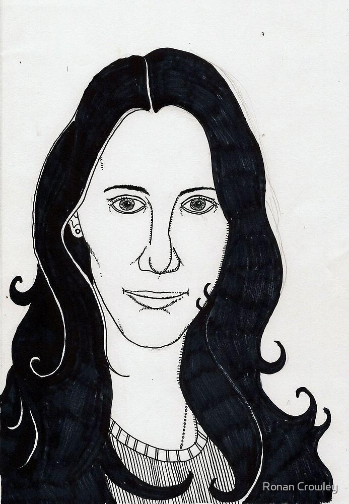 Nur portrait by Ronan Crowley