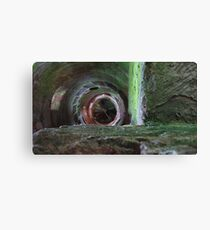 Sweetheart Abbey Canvas Print