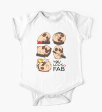 You Look Fab! -Puglie One Piece - Short Sleeve