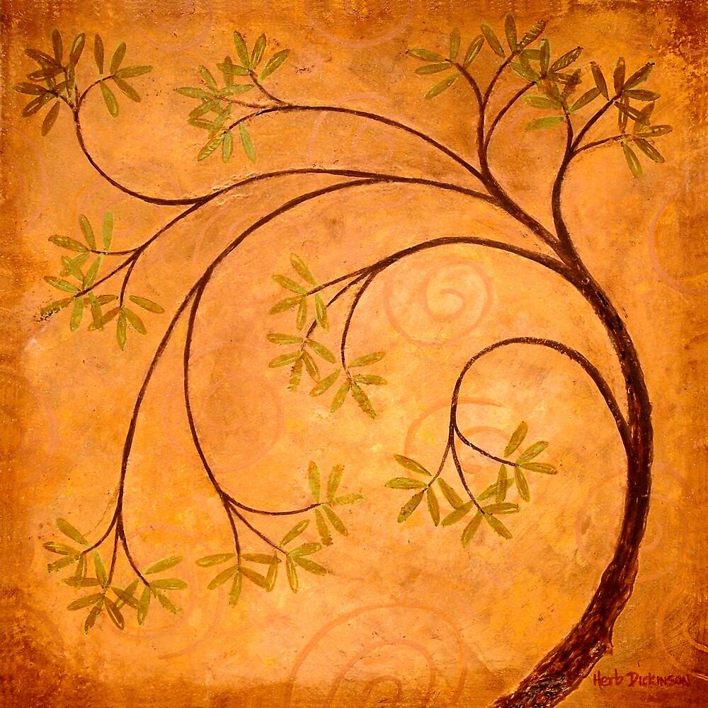 Elfen Tree by Herb Dickinson