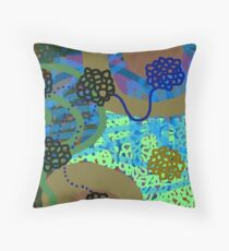 Mee Throw Pillow