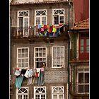 Porto street view by Carol Trim