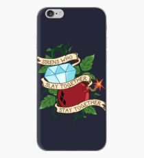 Slay Together, Stay Together - Gotham City Sirens Clean iPhone Case