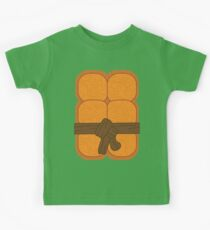 Turtles In A Half Shell Kids Clothes