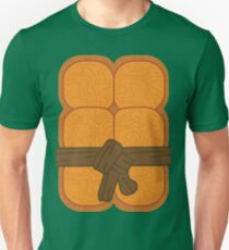 Turtles In A Half Shell Slim Fit T-Shirt