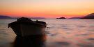 Sunset at Bafa Lake by Kutay Photography