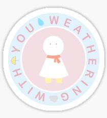 Weathering With You Nagi Weather Doll Sticker