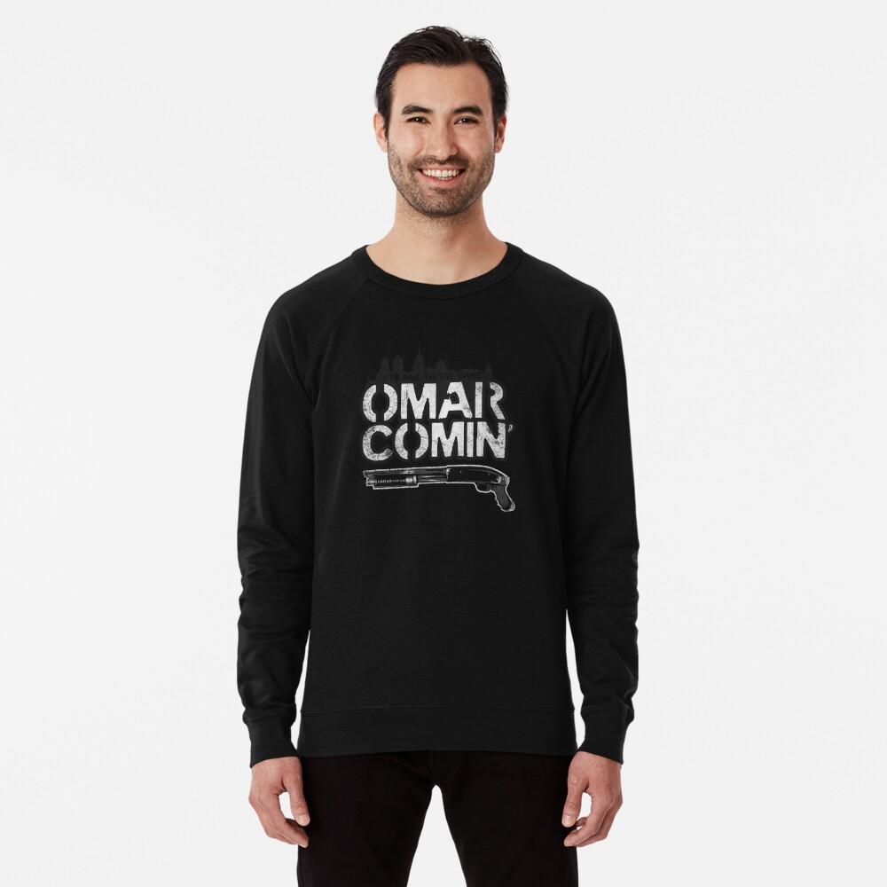 Omar Comin' Lightweight Sweatshirt