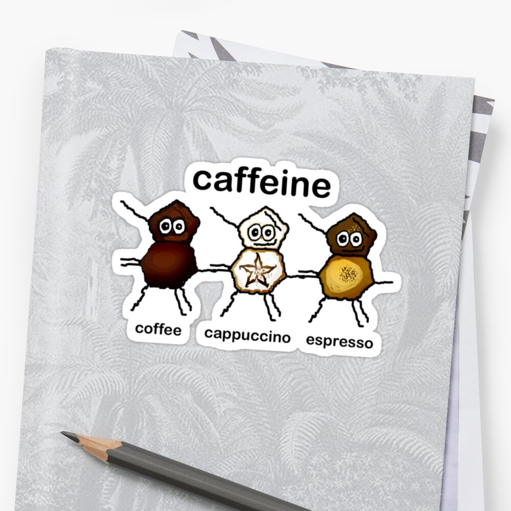 Caffeine by bumpybrains