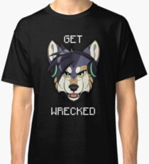 GET WRECKED - Wolf Classic T-Shirt