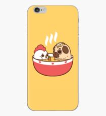 Chicken Noodle Puglie iPhone Case