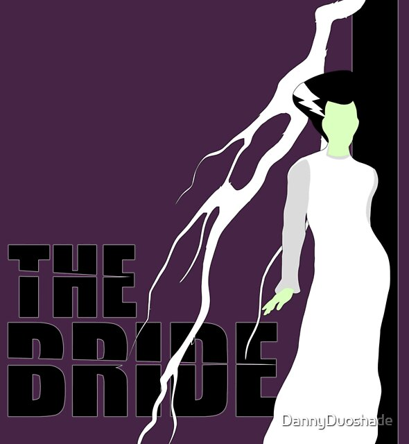 The Bride by DannyDuoshade