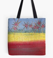 REDREAMING SOLAR FLARE Tote Bag