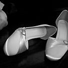 Brides shoes by cas slater