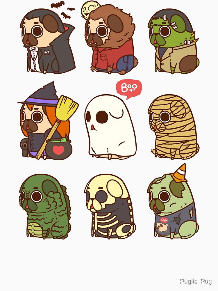 Puglie Halloween von puglie
