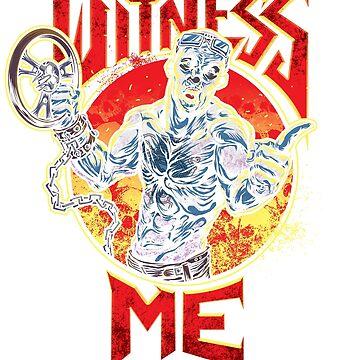 Witness Me, Brothers! by steelpengu