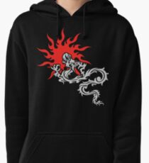 Chinese Dragon Pullover Hoodie